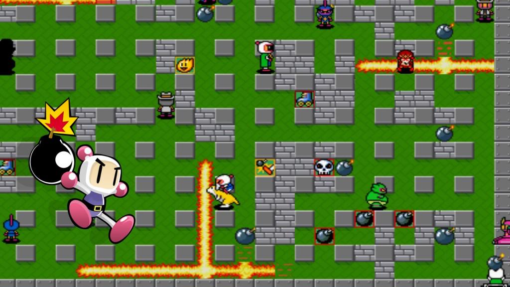 Bomberman Spiel